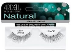 d0c4a2f1bc3 Luxe Beauty Supply - Ardell Invisibands Demi Luvies Black, $3.99 (http://