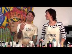 ▶ High Flow Acrylics in Markers - YouTube.  Create your own markers from this paint.