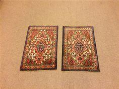 1.11x2.11 Feet Handmade Rug Handmade Carpet Vintage Rug Code:P363-43378: Itshandicraft.com: carpettappeto