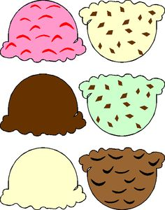 Ice Cream Pattern | 2010 MakingFriends.com, Inc. All rights reserved.