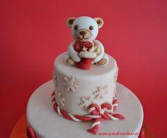 Cake Topper natalizio in stile Thun, by Fate di Zucchero, 15,00 € su misshobby.com