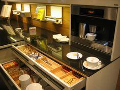 Siematic coffee station