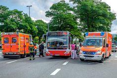 2014-07-26 Fünf Verletzte nach Bus-Notbremsung