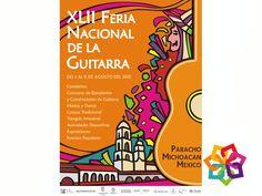 RECORRIENDO MICHOACÁN le habla sobre la edición número XLII de la Feria Nacional de la Guitarra, se realizará en Paracho Michoacán, en coordinación con diferentes dependencias de gobierno estatal, actividad que se desarrollará del 1 al 9 de agosto, en y en la que se esperan más de 80 mil visitantes nacionales y extranjeros. http://www.zirahuen.com/forest/