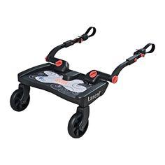 Accessorio per passeggino Pedanina Buggy Board Maxi+ Lascal Grigio Lascal Grigio