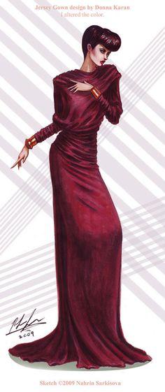 :: HAUS of NAHRIN ::: Donna Karan