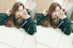 Ioi, Face Claims, Girl Group, Entertainment, Female, Celebrities, Chara, Beautiful, Happiness