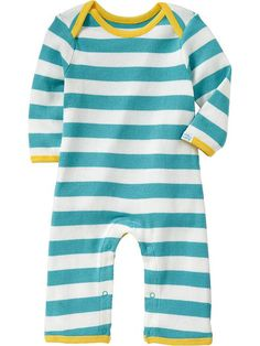 Old Navy | Rib-Knit Jersey One-Pieces for Baby