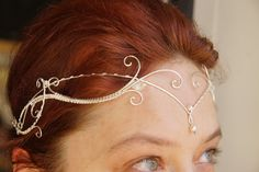 Woodland Moonstone Tiaras in Sterling Silver, Ivy Leaves Circlets, Artisan Handmade Woodland Bridal Tiaras, Diadem Ear Jewelry, Bridal Jewelry, Jewellery, Wedding Headdress, Gold Tiara, Bridal Tiara, Wedding Veils, Bridal Headpieces, Wedding Hair