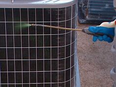 Air-Conditioner Maintenance : Home Improvement : DIY Network