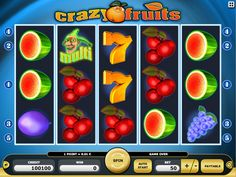 Šíleně nádherná ovocovka! http://www.automaty-ruleta-zdarma.com/automat-crazy-fruits-online-zdarma/… Více na http://www.automaty-ruleta-zdarma.com! #casino #slots