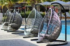 Whether you're 9 years old or 90 years old, you've probably seen an ad for Sandals Resorts. If you're thinking of staying at a Sandals resort anytime soon, here's what you can expect: All of the swinging chairs are equally as Instagram-worthy.