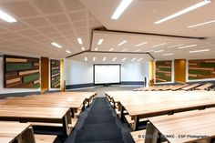 Fort Hare University Lecture Hall Seating