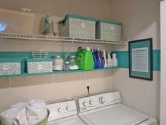 Keller Creative: Laundry Closet