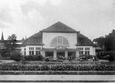 Postkantoor in Soerabaja 1930 - 1938