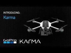 GoPro echa a volar con Karma, su nuevo Dron con capacidades de grabación - http://www.actualidadgadget.com/gopro-echa-volar-karma-nuevo-dron-capacidades-grabacion/