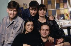'This Life' began in 1996 and is still one of my all time favourite TV shows.   Cast:  Jack Davenport, Andrew Lincoln, Amita Dhiri, Jason Hughes and Daniela Nardini