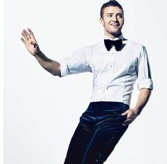 Gonna need those Blue Velvet Tuxedo Pants! Tom Ford Tuxedo for no Reason! JT with His Swag!