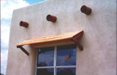 timber awning - Google Search