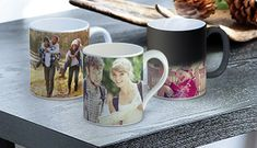Premium Photo Mugs. ✓ Great as gifts & collectibles Personalized Photo Gifts, Personalized Items, Photo On Mug, Advertising Networks, Custom Photo Mugs, Print Format, Custom Items, Make It Yourself, Tableware