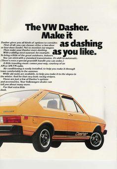 VW Dasher