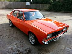 Ford Cortina Australian Muscle Cars, British Car, Cars Uk, Ford Classic Cars, Ford Escort, Anne Frank, Car Ford, Nice Cars, Old Cars
