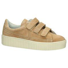 Post Xchange Sneakers Roze Creeper met Velcro
