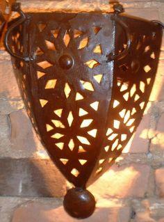 outdoor moroccan lighting. Moroccan Metal Sconce Indoor /Outdoor By LeMarrakechStore On Etsy, $39.00 Outdoor Lighting