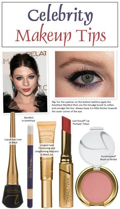 Celebrity Makeup Tips: Let us check today some interesting celebrity makeup tips. Note down carefully and try it to get a celeb look.