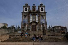 Porto Through The Lens - Words and Photography by Pete Heck 23.11.2015 | Porto, Portugal invigorated my creative side. My photography sessions gave me many reasons to love this city. Photo: Santa Clara Porto