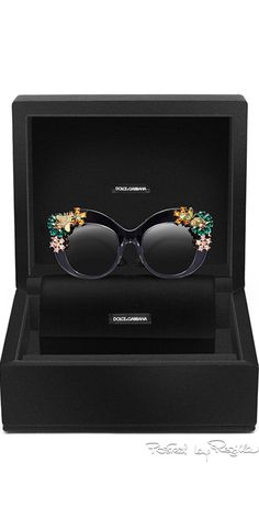 Regilla ⚜ Dolce & Gabbana Enchanted Forest Limited Edition Sunglasses