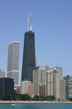 John Hancock Center, Chicago