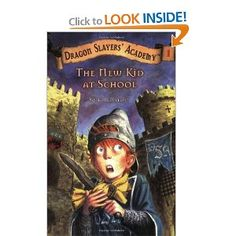 Dragon Slayers Academy Series these books taught me pig latin! Hahhahahahaha I love these books sooooooooooooooo super much!
