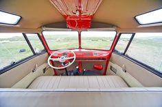1956 Volkswagen 23 window Samba