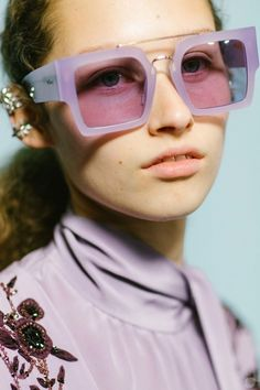 4126864954 TRENDING  Monochromatic lilac frames and lenses by Mulberry. Zippertravel.   DrStyle Purple Haze