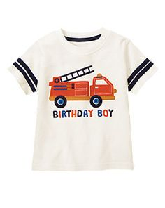 Professions Firefighters Fire Truck Toddler Premium T-Shirt