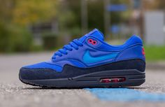 "Nike Air Max 1 FB ""Obsidian & Light Photo Blue"""