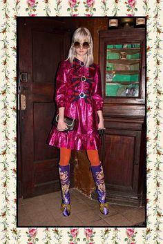 Gucci Pre-Fall 2017 collection