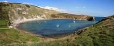 51 Pictures That'll Make You Head Straight To The Jurassic Coast Lulworth Cove, Jurassic Coast, Broadchurch, Natural World, Oh The Places You'll Go, Wanderlust, Make It Yourself, Landscape, Beach