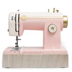 We R Memory Keepers Stitch Happy enhanced sewing machine.