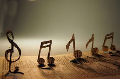 music notes <3