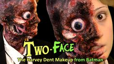 Harvey Dent Batman/ Two Face Cosplay FSÍGUEME EN YOUTUBE! ♥ VFashionland