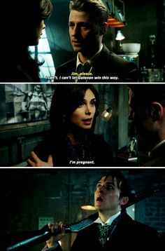 Gotham 2*11 ^^ we were all Oswald