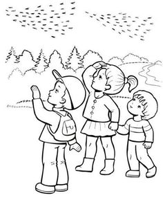 Снимка на Centrul de Parenting. Coloring Sheets For Kids, Cool Coloring Pages, Free Printable Coloring Pages, Coloring Books, Seasons Activities, Autumn Activities, Cartoon Drawings, Drawing Sketches, Embroidery Art
