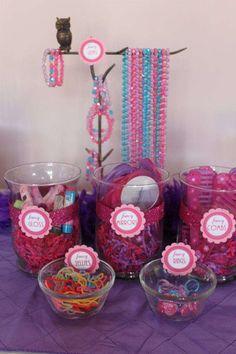 Fancy Nancy Birthday Party Ideas | Photo 2 of 24 | Catch My Party