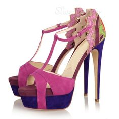 Designer Clothes, Shoes & Bags for Women Stiletto Shoes, High Heels Stilettos, Shoes Heels, Flats, Marilyn Monroe Shoes, Black Dress Sandals, Heels Outfits, Pink Heels, Hot Shoes