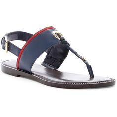 Tommy Hilfiger Deara Slingback T-Strap Sandal ($50) ❤ liked on Polyvore featuring shoes, sandals, tommy hilfiger shoes, grommet shoes, t-bar sandals, t bar shoes and sling back sandals
