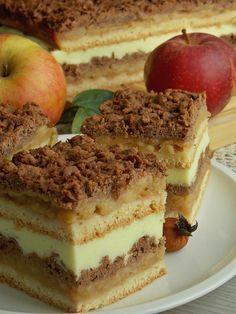 to3 Food Cakes, Something Sweet, Tiramisu, Cake Recipes, Healthy Recipes, Healthy Food, Ethnic Recipes, Pastries, Poland