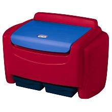 Perfect Little Tikes toy box at Toys R Us