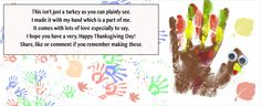 Thanksgiving in Kindergarten